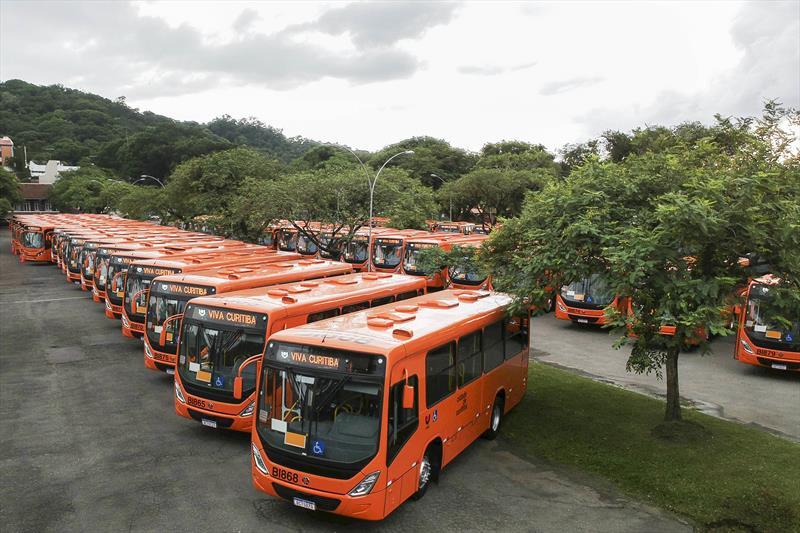 ônibus novos