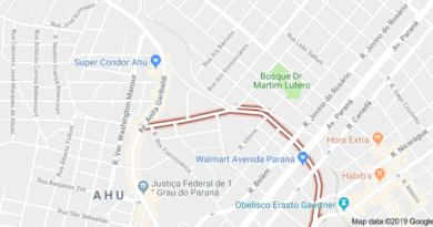 Rua Coronel Amazonas Marcondes