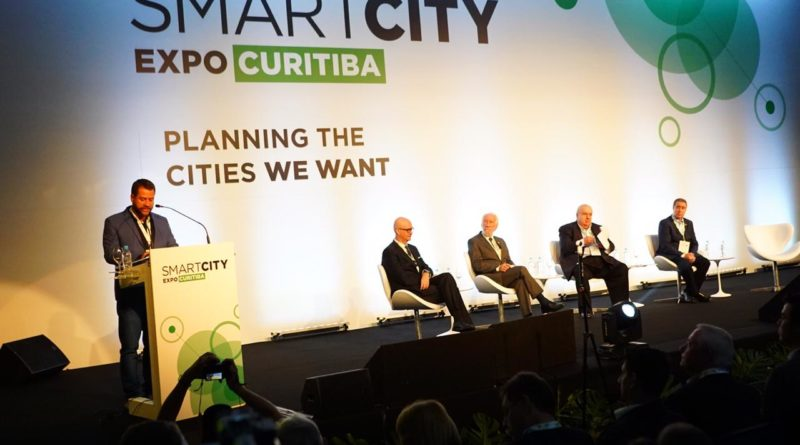 abertura smart city expo curitiba