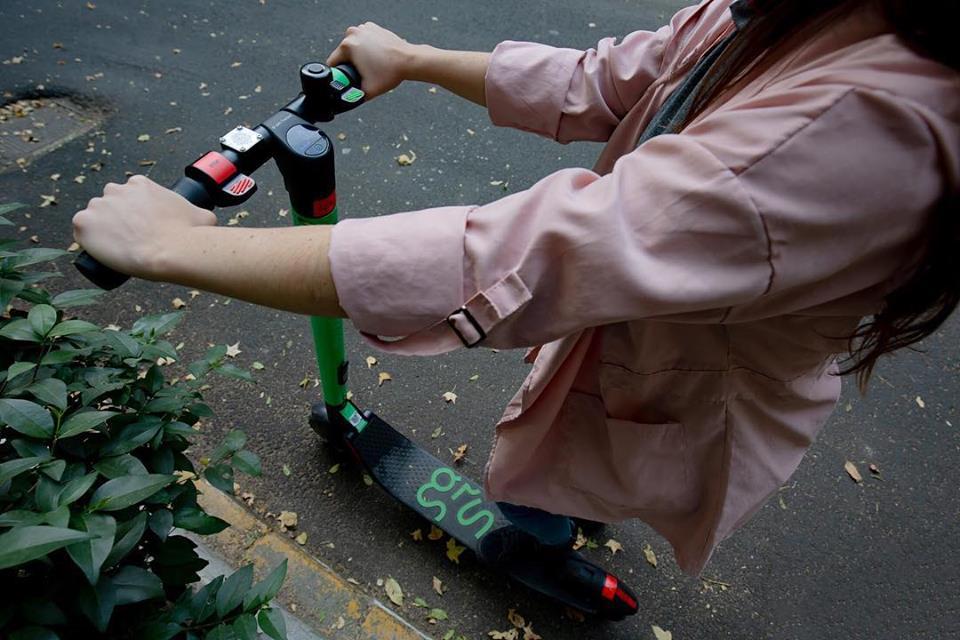 grin patinetes elétricos