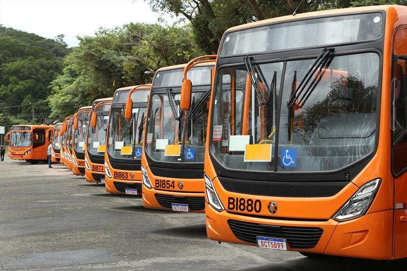 novos ônibus frota