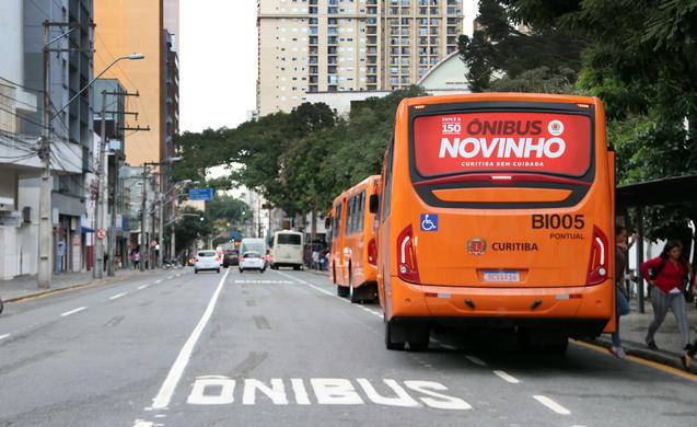 Rua Alfredo Bufren Faixa exclusiva