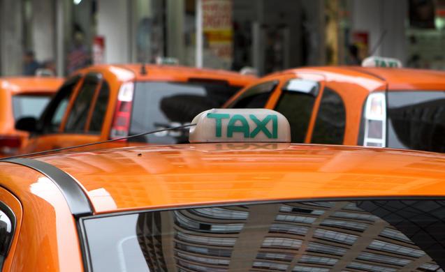 Táxi Curitiba