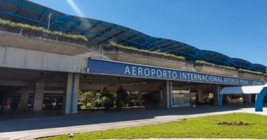 Aeroporto Afonso Pena no paraná