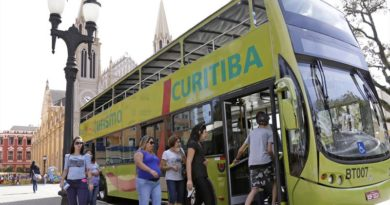 linha turismo de curitiba
