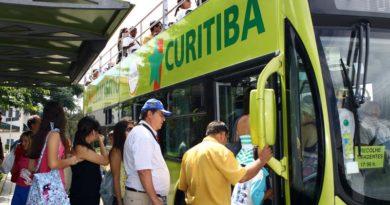 linha turismo em curitiba