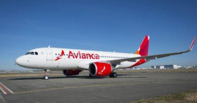 Avianca A320neo voos