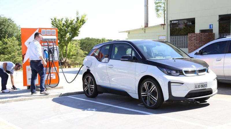 carros elétricos no paraná