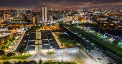 Rodoferroviária de Curitiba no Paraná