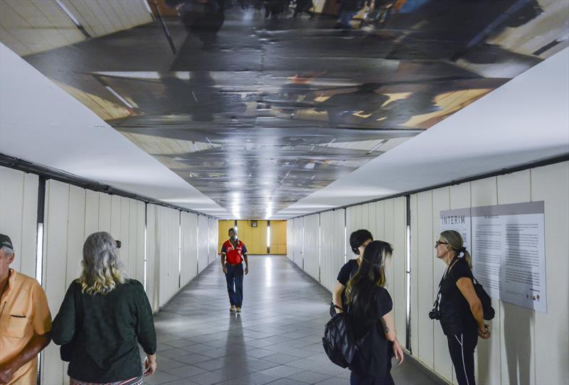 Túnel em Curitiba