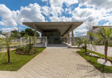 Terminal Jardim Paulista em Campina Grande do Sul