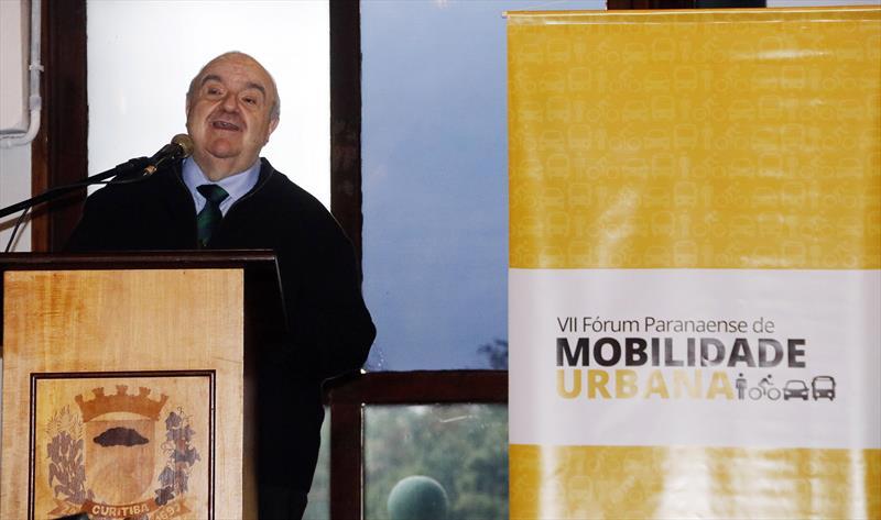 Rafael Greca no Fórum