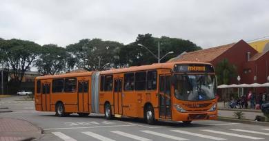 Ônibus Santa Rita Pinheirinho
