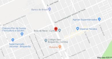Avenida Marechal Floriano Peixoto no Boqueirão