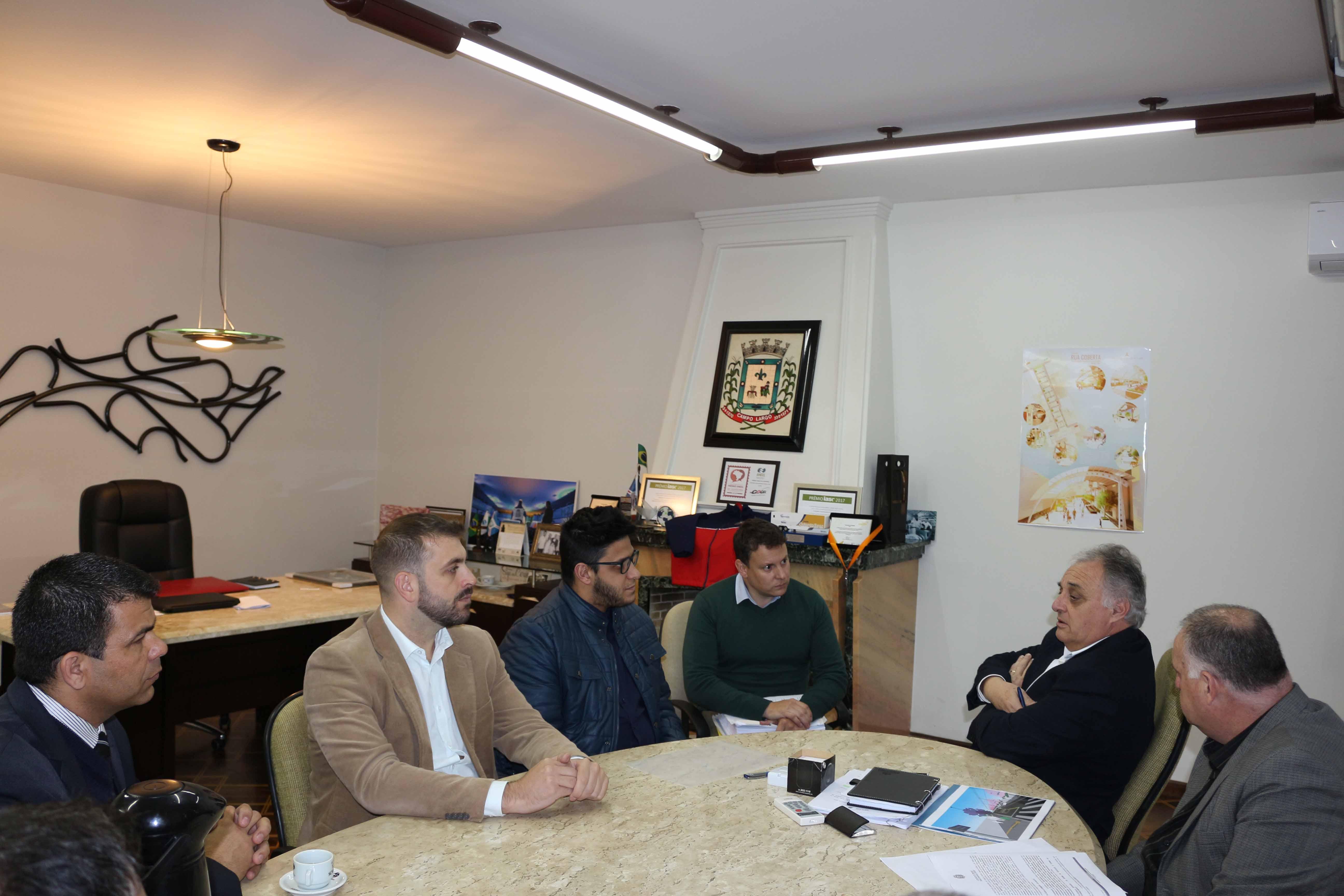 Reunião em Campo Largo