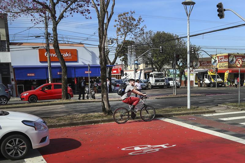 Avenida Marechal Floriano Peixoto Bicicleta