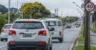 Fiscalização dos radares e limite de velocidade