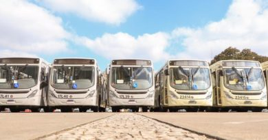 Novos ônibus metropolitanos da Região Metropolitana de Curitiba