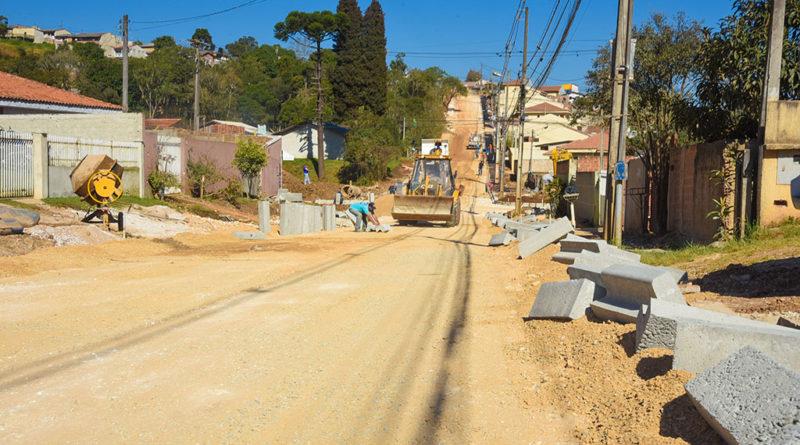 Obras Rua do Carvalho
