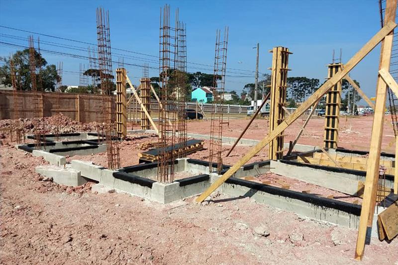 Obras Terminal Tatuquara na Zona Sul