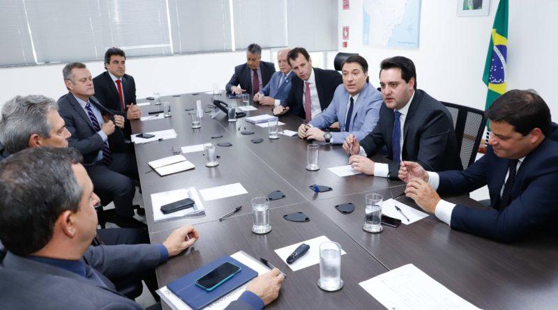 Reunião realizada em Brasília sobre o Aeroporto de Foz do Iguaçu