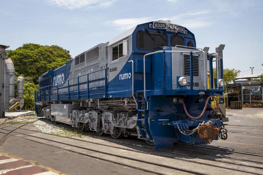 Setor ferroviário