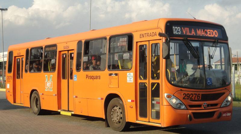 Linha D23 Vila Macedo de Piraquara