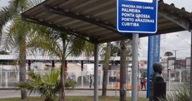 Novo ponto Terminal Urbano
