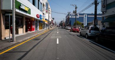 Estacionamento Rua Marechal Deodoro Campo Largo