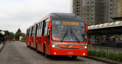 303 Centenário Linhas