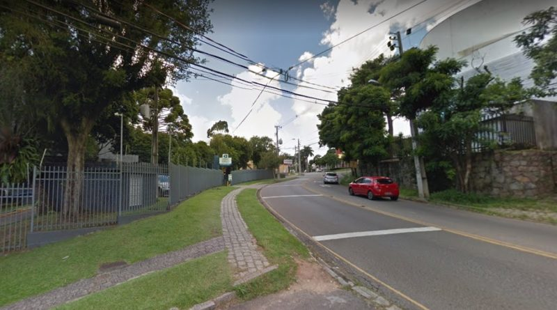Avenida Cândido Hartmann