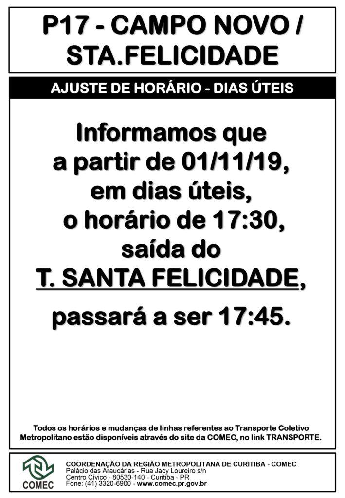 P17 Campo Novo