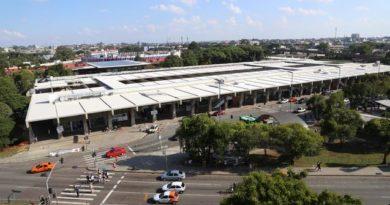 Estacionamento Rodoferroviária de Curitiba