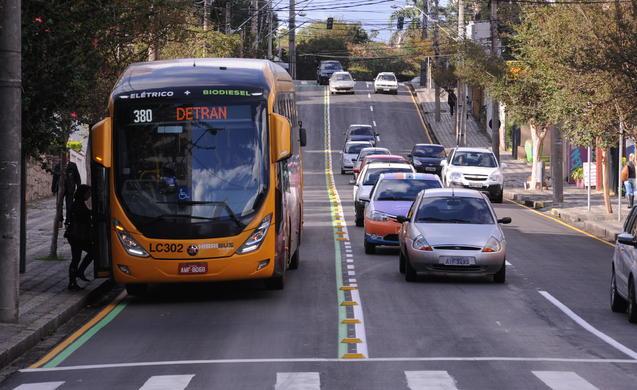 Linha Detran Vicente - Machado