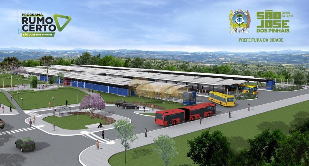 Novo Terminal em Afonso Pena