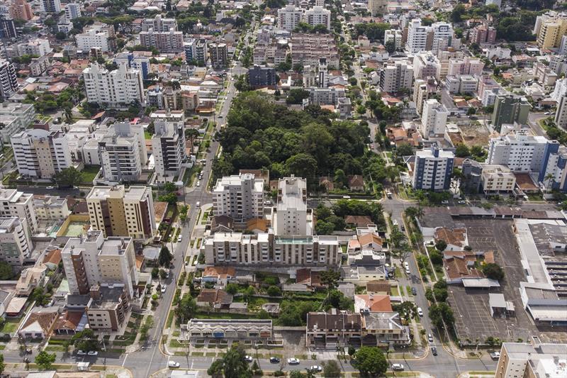Ruas na Vila Izabel