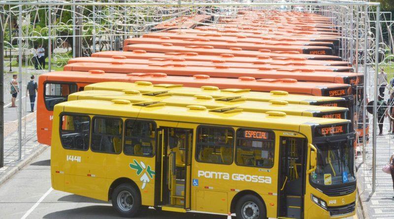 Ônibus Ponta Grossa