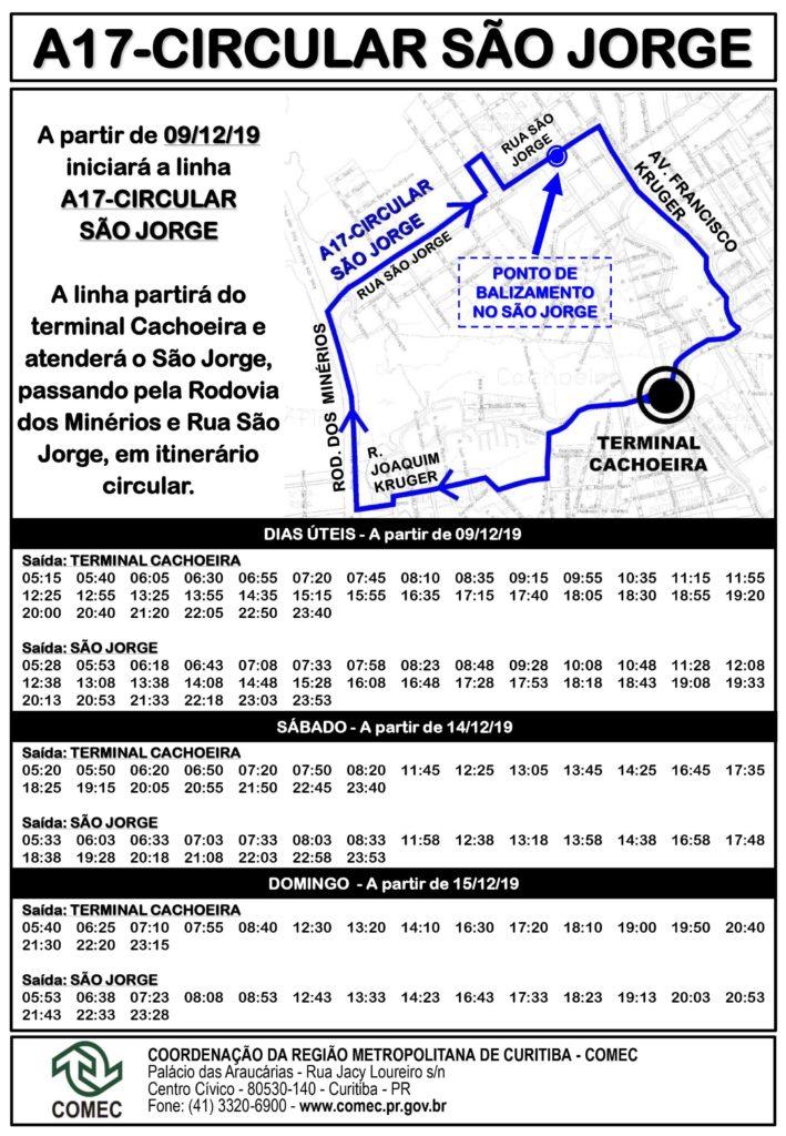 A17 Circular São Jorge