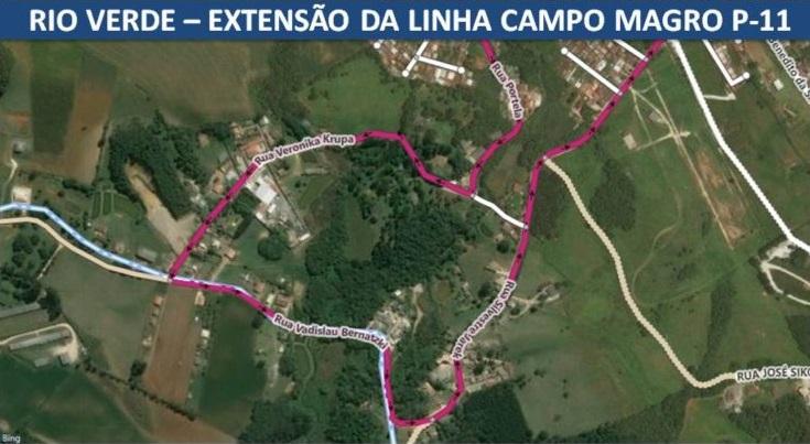 Extensão Campo Magro P11