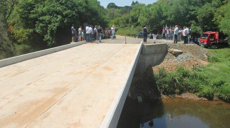 Ponte Tijucas do Sul Campo Alegre