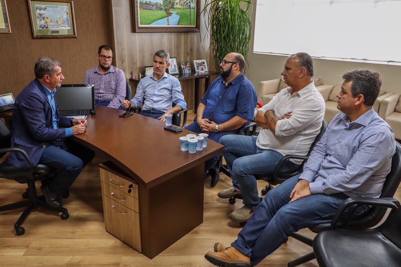 Reunião Afonso Pena
