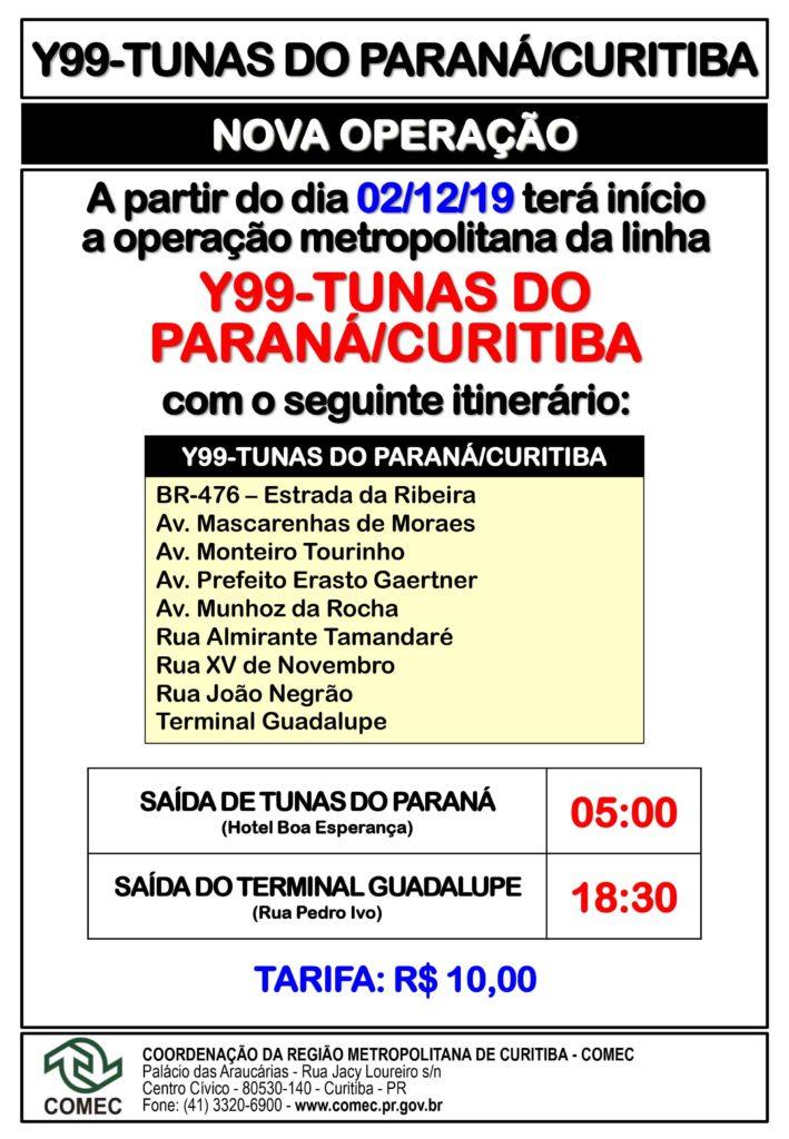 Tunas do Paraná