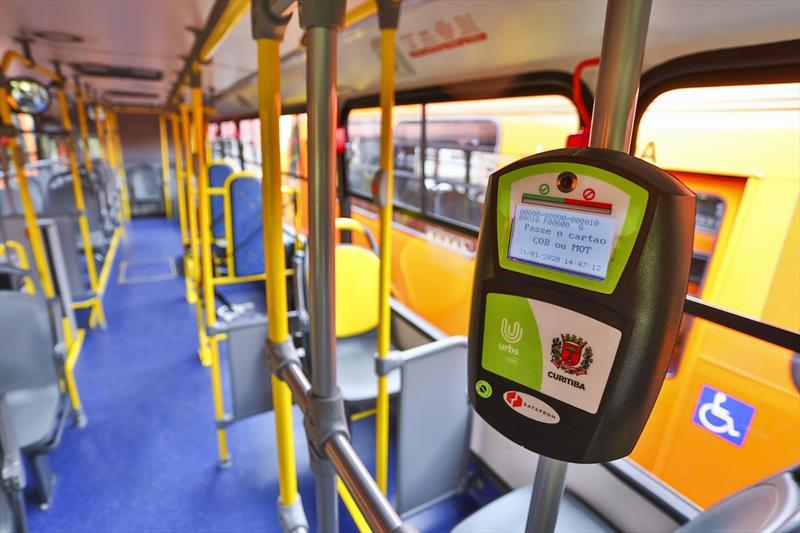 Cidade ônibus Bilhetagem