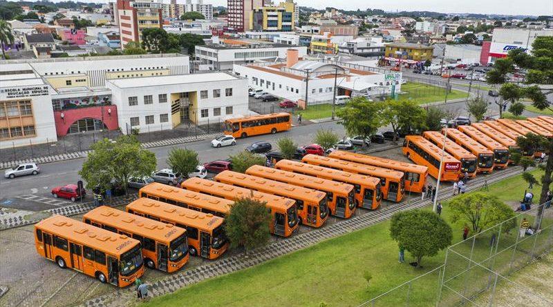 Transporte coletivo de Curitiba