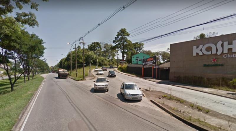 Atuba Avenida Marechal Mascarenhas de Moraes