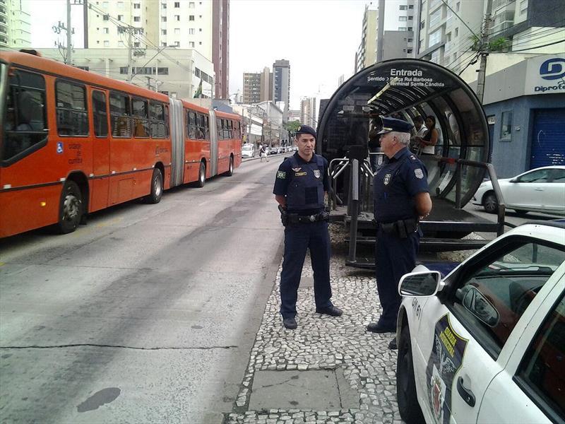 Segurança Ônibus Assaltos
