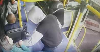Assalto a ônibus