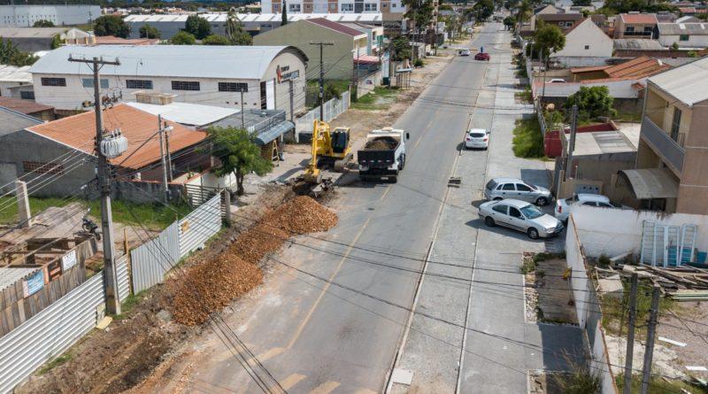 Rua Rio Paranapanema