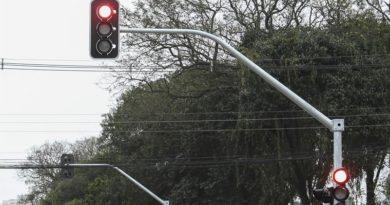 Semáforo Boqueirão