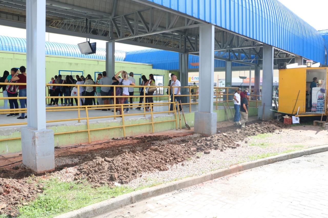 Terminal Fazenda Obras